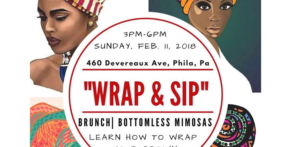 Wrap and Sip