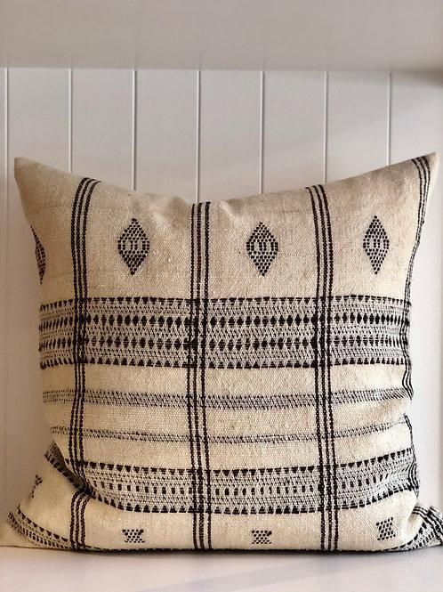 Akriti Pillow, Cream