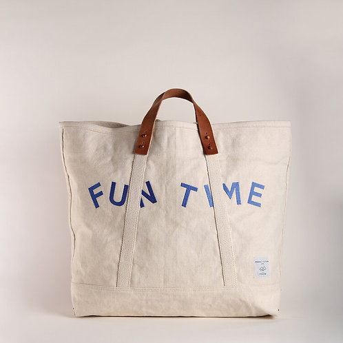 Large Tote- Funtime