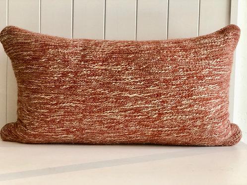 Pollack Pillow- Rust