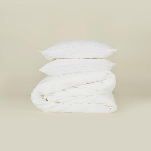 Simple Linen Duvet Cover