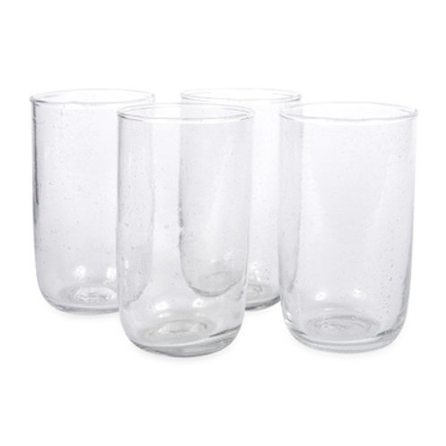 Tall Water Glass 16oz- Set of 4