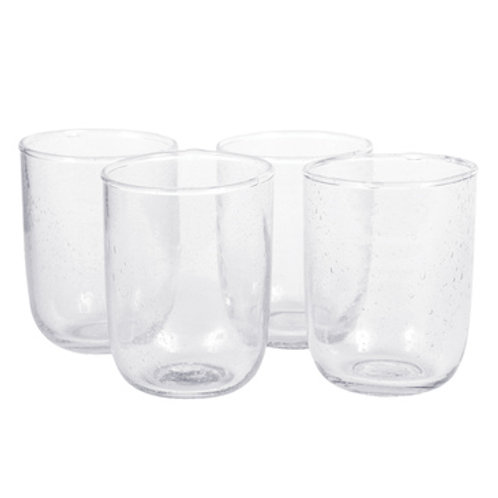Short Water Glass 8oz- Set of 4