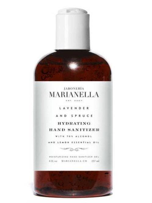 Jaboneria Marianella Lavender and Spruce Hydrating Hand Sanitizer