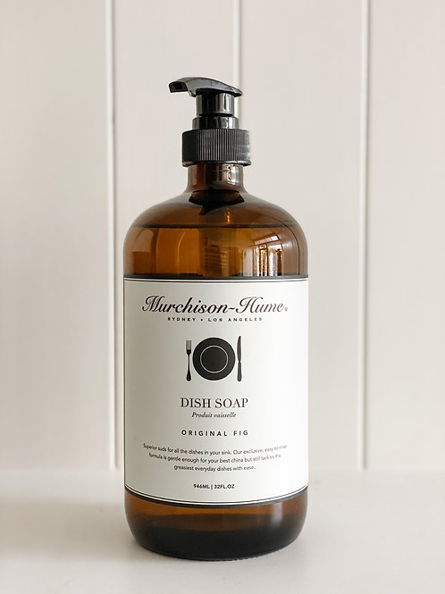 Murchison Hume Dish Soap- Original Fig