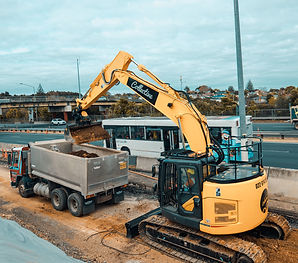Roading & Transport Infastructure | Auckland | Digger Collective Contractors