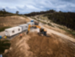 Excavation Earthmoving   Auckland   Digger Collective Contractors