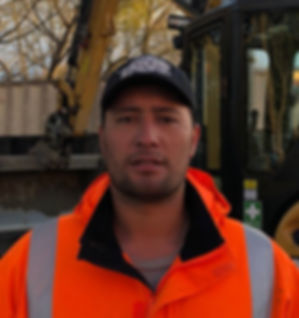 Erik Greening | Auckland | Digger Collective Contractors
