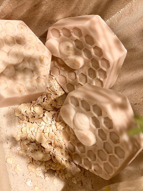 BeeHive Soap Bar