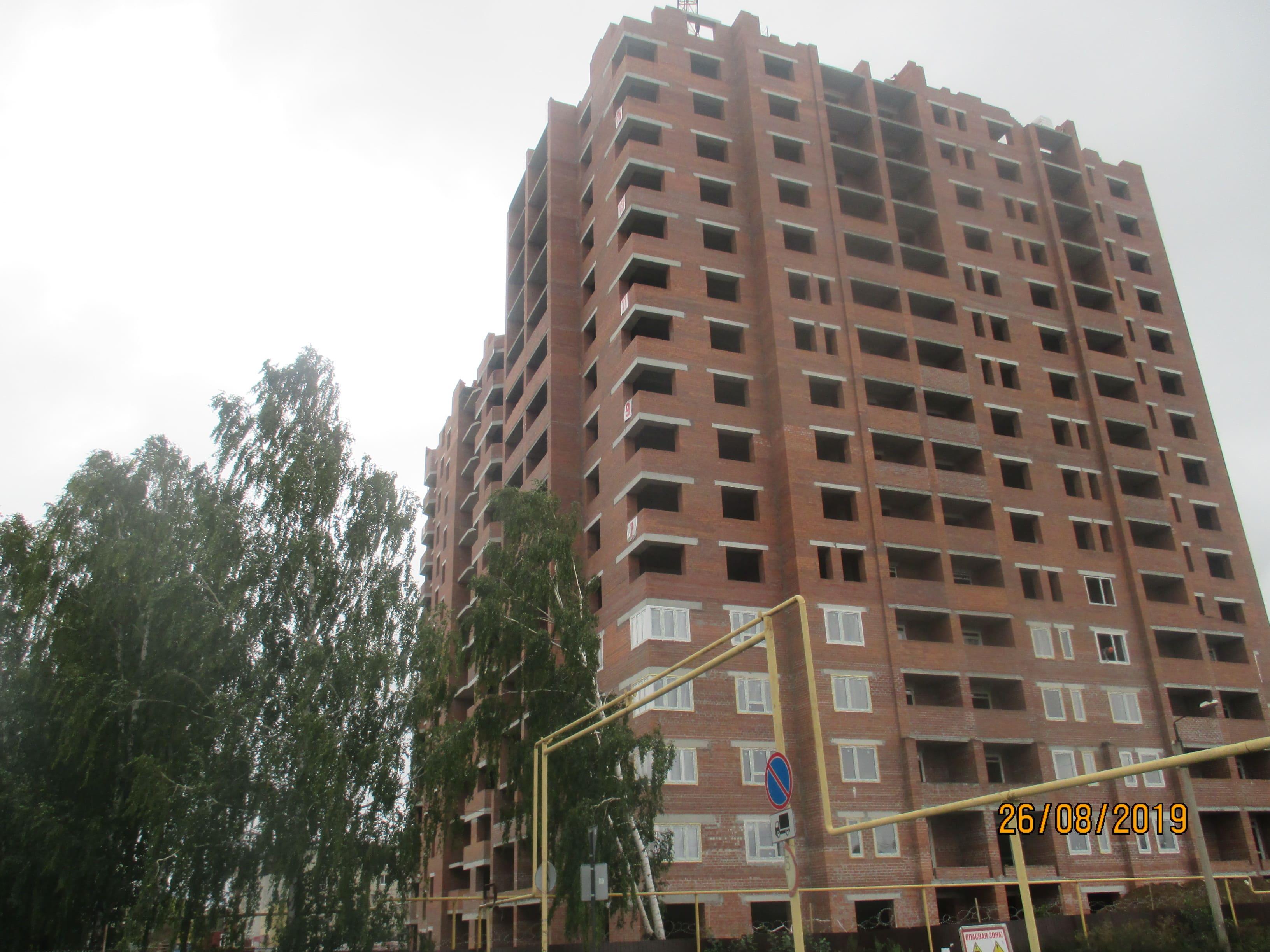 12/08/2019 #жкчехов #новостройка #ве