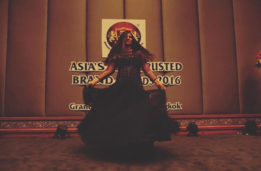 #BBLIVE - ASIA'S MOST TRUSTED BRAND AWARDS IN BANGKOK
