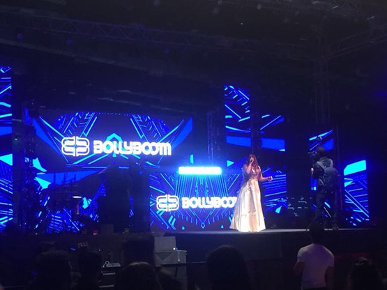 #BBLIVE - BOLLYBOOM NEW YEAR BASH 2018