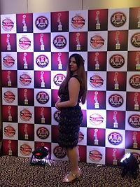 The second look for the event _#Anchorbhavanabhatia