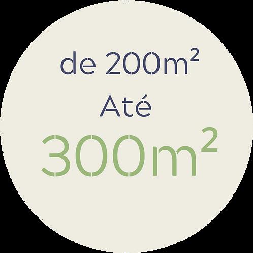 Projeto Regulatório até 300m²