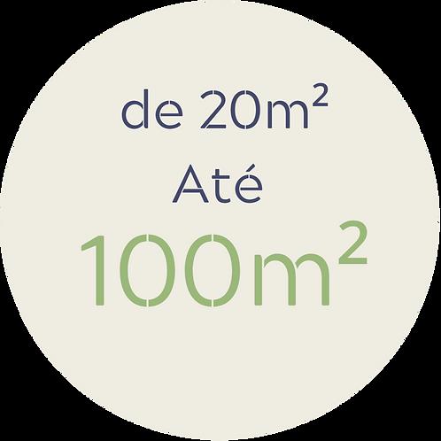 Projeto Regulatório até 100m²