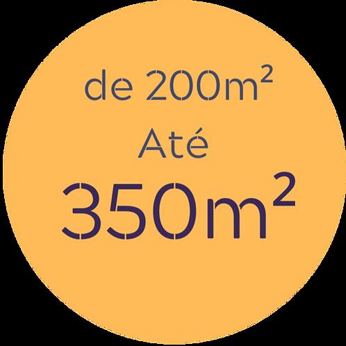 Pacote Completo até 350m²