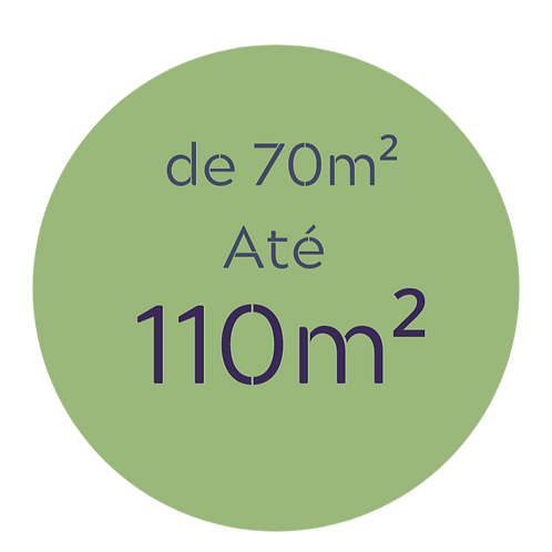 Pacote Básico até 110m²