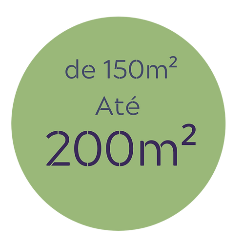 Pacote Básico até 200m²