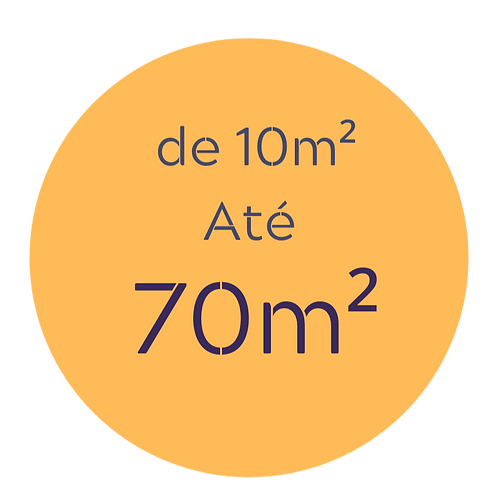 Pacote Completo até 70m²