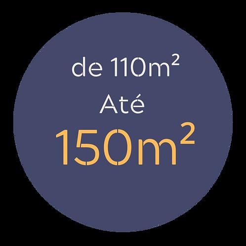 Pacote médio até 150m²
