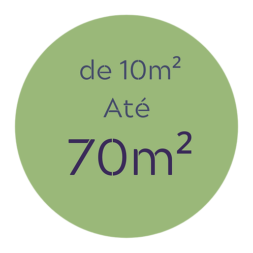 Pacote Básico até 70m²