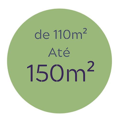 Pacote Básico até 150m²