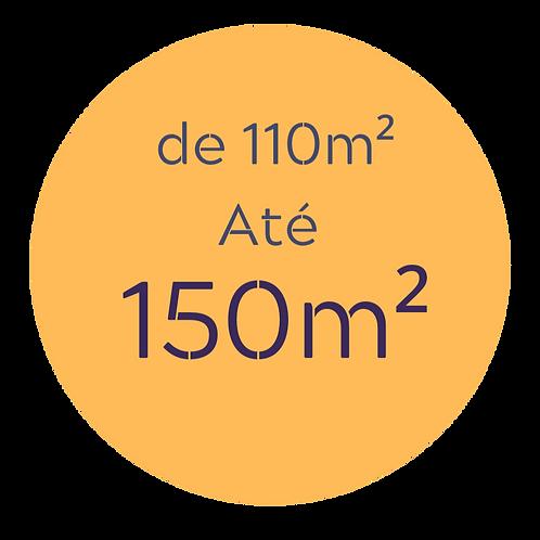 Pacote Completo até 150m²