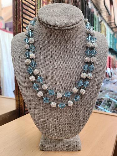 Swarovski Crystal and Pave Beads