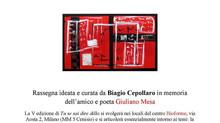"""""""TerraeMotus""""(un estratto) a Milano il 21 Ottobre."""