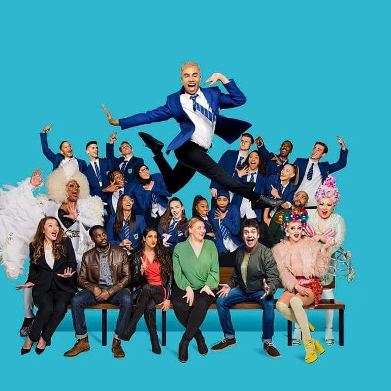 Everybody's Talking About Jamie, West End Cast