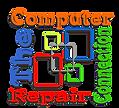 Logo Computer Repair Connection