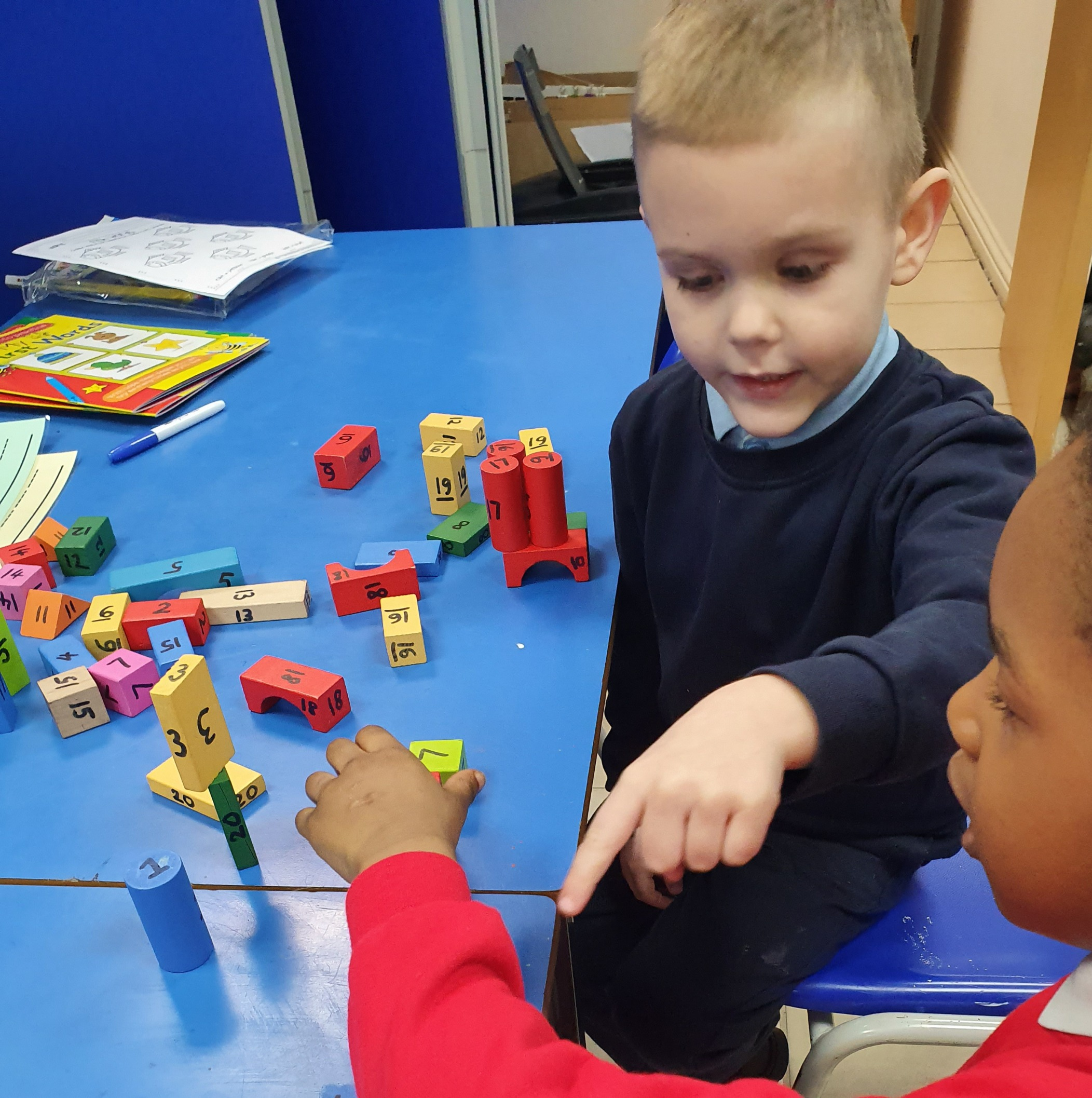 Tuition for 4-5 years old