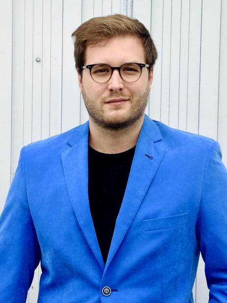 Jérôme Blanchet-Gravel.