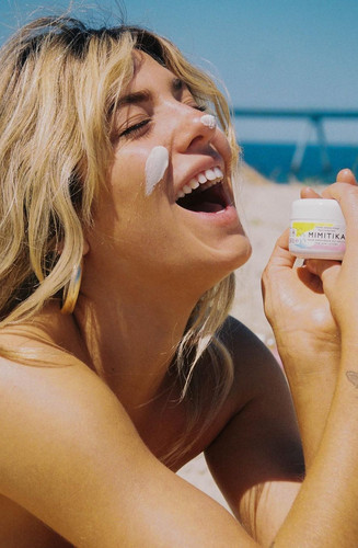 """""""The best of sun protection & perfect as a day cream!"""" ☀️"""