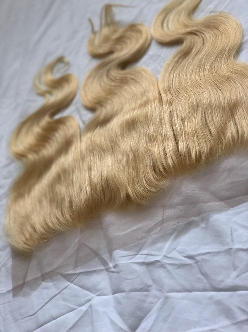 Platinum Blonde 13*4 Lace Frontal