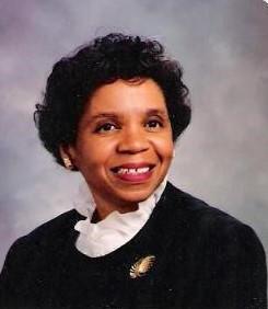Dr. Mary Gordon West