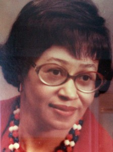 Dr. Muriel Lemon Johnson Providence
