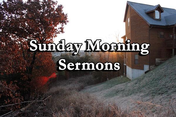 Church of Christ Slidell LA Sunday Morning Sermons