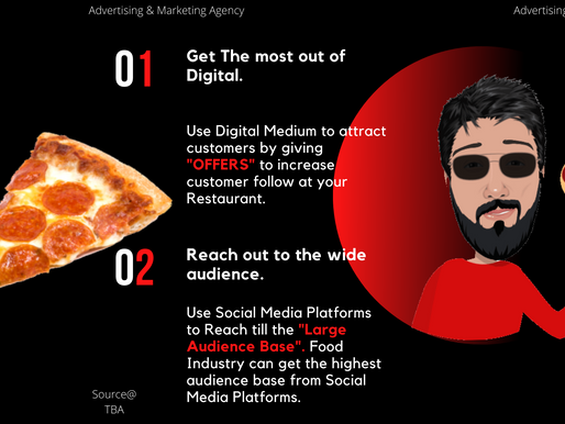 Marketing Tips for Food Industry in this Digital Era.