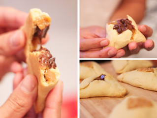 Visual Step by Step Hamentaschen for Purim