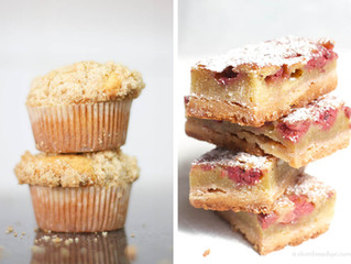 NYC Coffee Cake Muffins