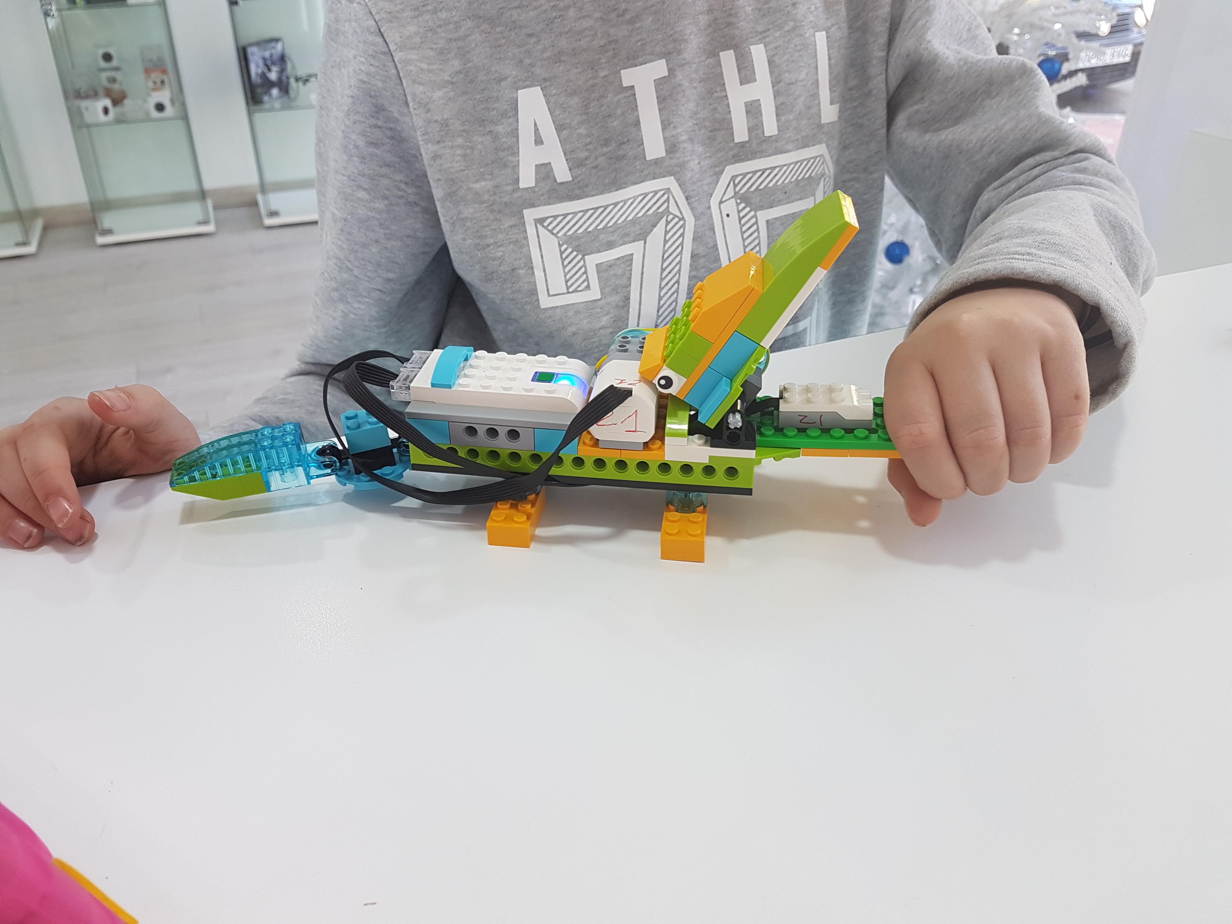 Robótica educativa Lego