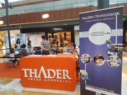 Talleres robótica CC Thader