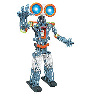 robot meccanoid