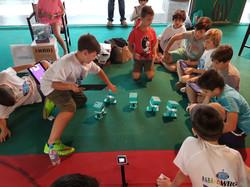 Talleres robótica CC el Tiro