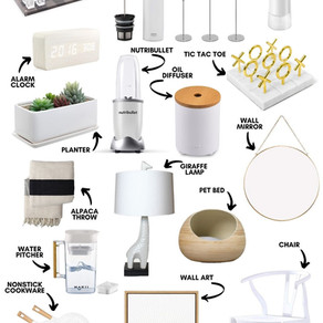 17 amazing minimalist design items (November 2020)