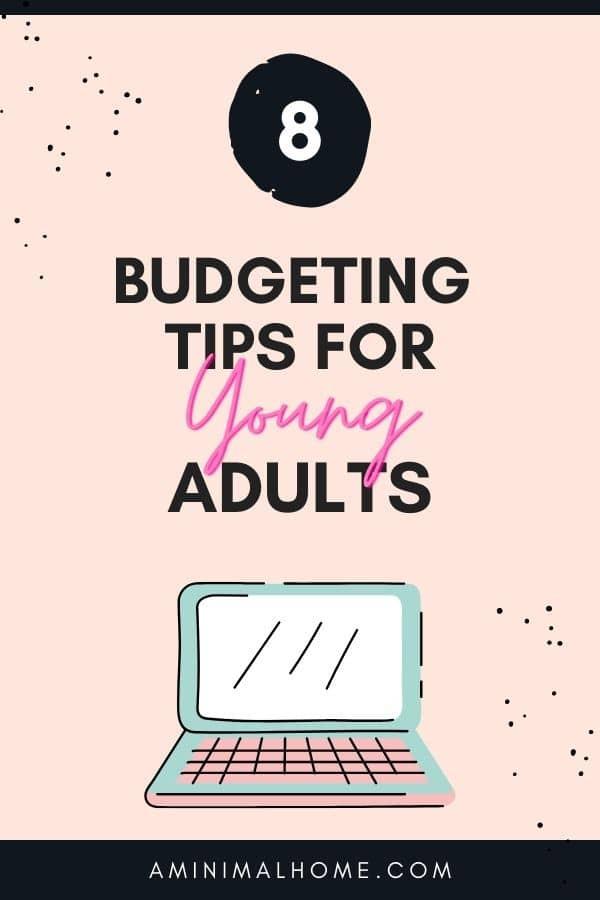 budgeting for adulthood