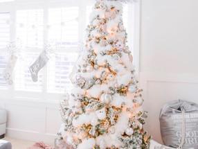 ¿Cómo Decorar la Casa en Navidad en Color Rosa? 20 Ideas e Inspiración