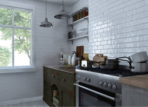 10 ideas how to organize a small kitchen