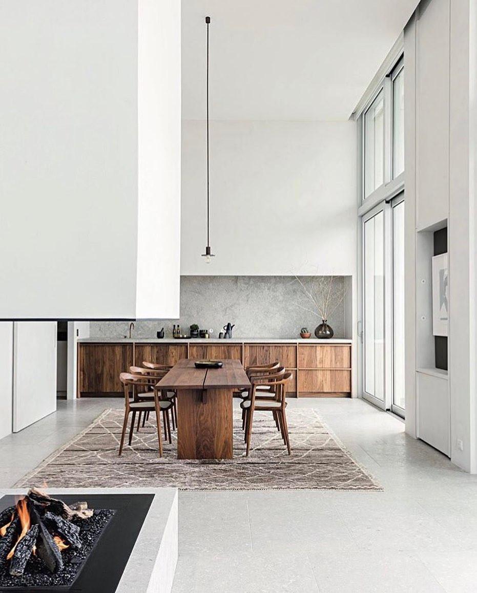 japandi minimalist kitchen